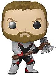 POP! Avengers End Game (Infinity War 2) - Thor in Team Suit Pop Bobblehead Figure