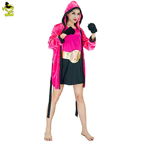 - Mädchen Boxer Kostüme