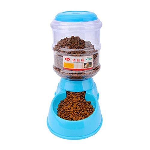 YOUNICER Pet Alimentatore Automatico per Cani per Gatti Cibo per Animali distributore di Acqua Pet Food Bowl