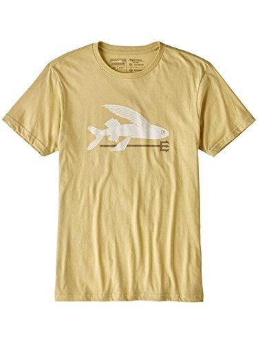 Patagonia Flying Fish T-Shirt Limestone