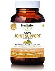 EsentiaZon Boswellia + Curcumin capsules