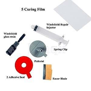 dc12 v kit de r paration pare brise kit de r paration fissures 08868 voiture outil. Black Bedroom Furniture Sets. Home Design Ideas