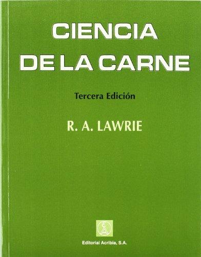 Ciencia de la carne por R.A. Lawrie