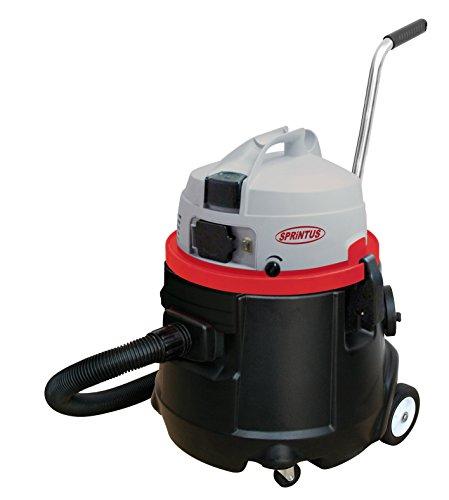 Pumpsauger N51/1 KPS von Sprintus zum Abpumpen von Wasser nach Hochwasser oder Leitungsschäden, Flachdach- sanierung, Teich- oder Poolreinigung und andere Reinigungsaufgaben.