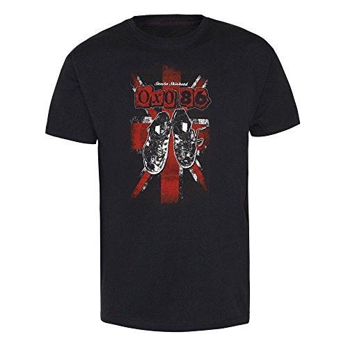 "Preisvergleich Produktbild OXO 86"" Samba Skinhead T-Shirt (XL)"