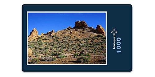 hansepuzzle 15569 Natur - Roques De Garcia, 1000 Teile in hochwertiger Kartonbox, Puzzle-Teile in wiederverschliessbarem Beutel