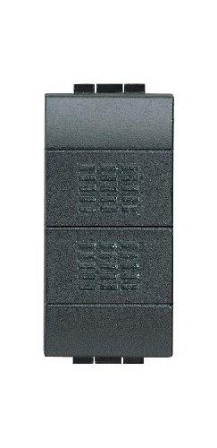 Doble pulsador 1P No 10A Living Light l4036