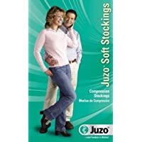 Juzo Soft Knee High 30-40mmHg Closed Toe, I, Black by Juzo preisvergleich bei billige-tabletten.eu