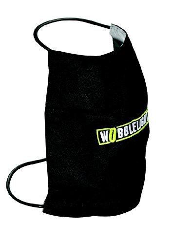 Wobblelight WL62230 For 27-Inch Reflector Shield, 180-Degree Reflector Shield, Black