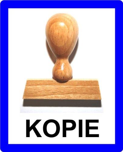 LE-ONs® Holzstempel Professional-Serie L23: KOPIE