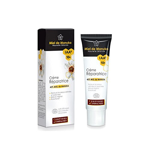 COMPTOIRS&COMPAGNIES - Repair Cream 40% HONEY Manuc