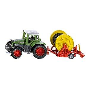 SIKU 1677 Metal, De plástico vehículo de Juguete - Vehículos de Juguete (Negro, Verde, Rojo, Amarillo, Tractor, Metal, De plástico, 1 Pieza(s))