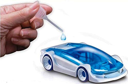 Salt Water Fuel Cell voiture