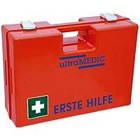 """Erste-Hilfe-Koffer ultraBOX """"BASIC"""", mit Füllung DIN 13157, orange preisvergleich bei billige-tabletten.eu"""