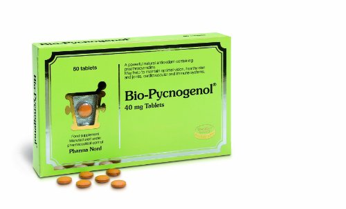 Pharma Nord 40mg Bio-Pycnogenol 60 Tablets Test