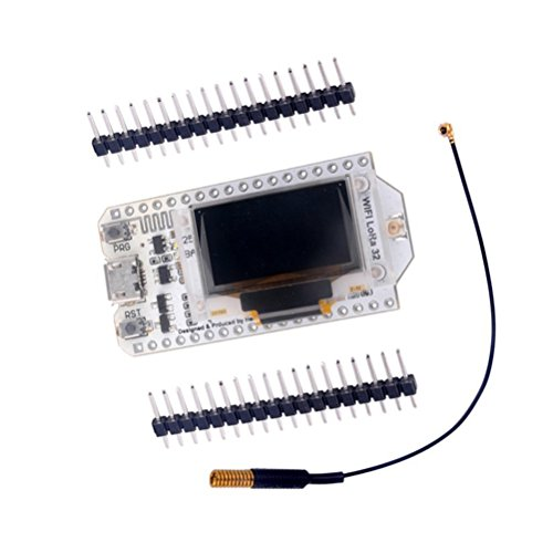 Amazon.co.uk - ESP32 SX1278 LoRa with OLED Display