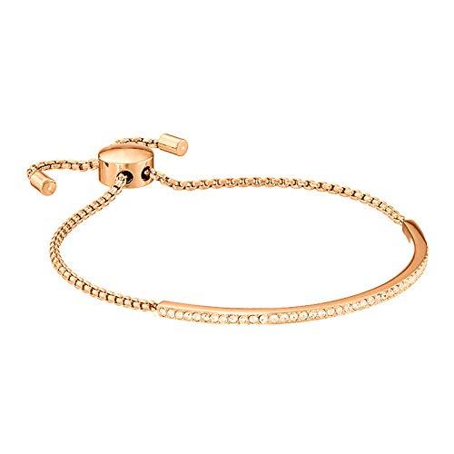 DOULAIMAIYA Chain Cuff Bracelets & Bangles Charms Gold Silber Farbe Gliederkette Tennis Braclets Für Frauen Handschmuck