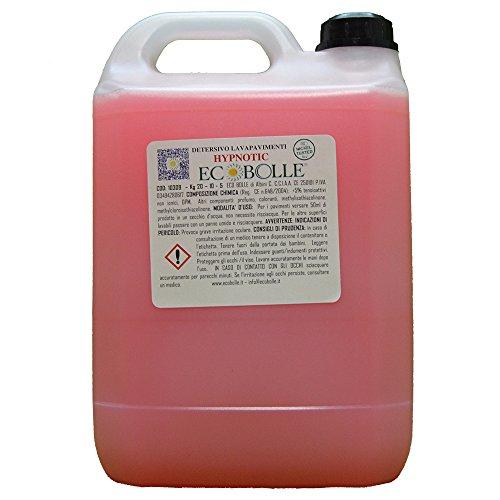 Ecobolle lavapavimenti hypnotic concentrato super profumato 5kg