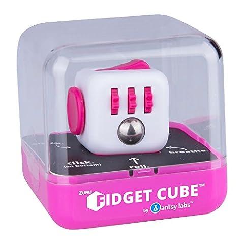 Fidget Cube 34555 Original Cube von Antsy Labs, Spielzeug, Berry (Dresden Sessel)