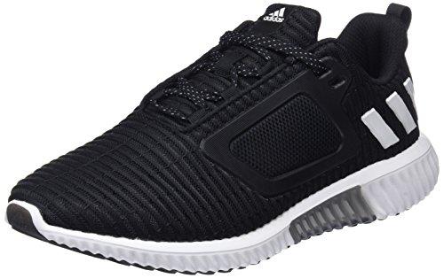 adidas Herren Climacool M Laufschuhe, Schwarz (Core Black/FTWR White/Matte Silver Core Black/FTWR White/Matte Silver), 48 EU