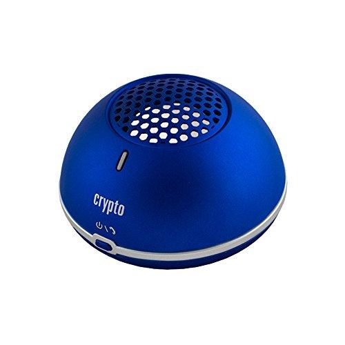 Crypto Magnet Power 10 altavoz Bluetooth con base magnética y la función de manos libres