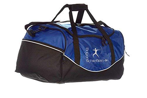 Tasche Team QS70 blau/schwarz Bogenschießen