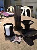 Aerobie Kaffee Filter Aeropress Kaffeemaschine mit Ultra Fein Edelstahl Wiederverwendbar