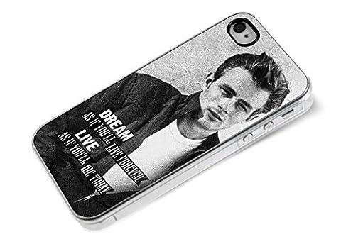 Générique - iPhone 4/4S-coque-rigide-The Icons-James Dean
