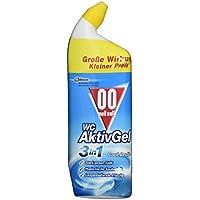 00 null null Flüssiger WC Reiniger, Für hygienische Sauberkeit, Cool Arctic-Duft, 750 ml, WC Aktiv Gel 3in1