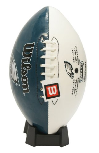 WILSON NFL Philadelphia Eagles Autogramm, Offizielle Größe Fußball -