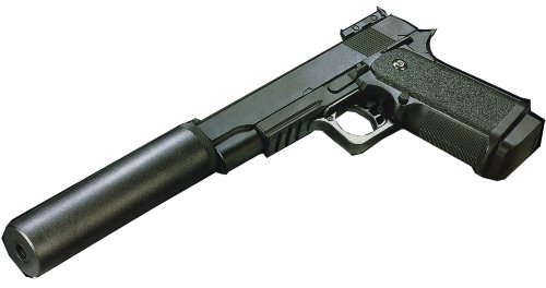 VOLLMETALL Softair Sport Pistole ca.600g Schwer! GA6