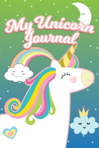 My Unicorn Journal: Blank Lined Notebook V39 por Dartan Creations