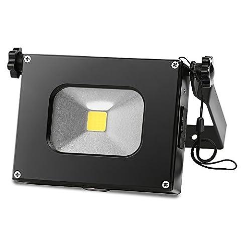 10W 500 Lumens Max Lampes de travail, Mini lampe de