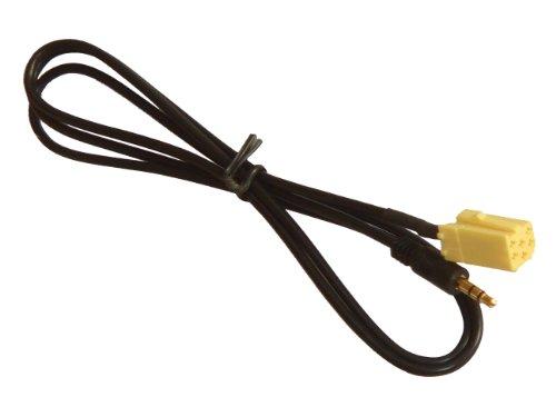 Câble de Connexion pour Ipod IPOD/IPHONE, Lecteur MP3, Handys, Laptops etc avec Prise Jack de 3,5mm.