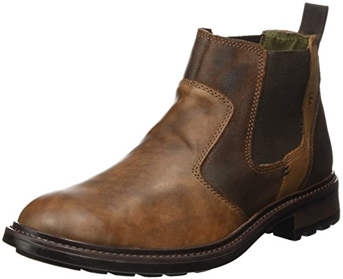Josef Seibel Men's Oscar 29 Chelsea Boots brown Size: 9 UK
