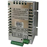 Fuente de alimentacion DATAKOM SMPS-1210 Cargador de baterias Generador / 12V / 10A DC