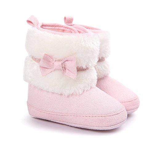 Baby Rose Schneestiefel Frog Fire Boots Snow Mädchen Yn8qRtR6wO