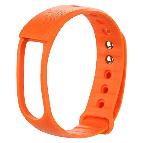 iMusi Bracelet Connecté Bande de Remplacement - Orange
