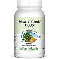 Preisvergleich für Maxi, Max C Gram Plus, 90-Count by Maxi