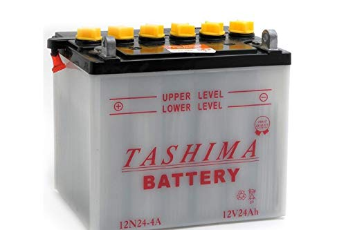 Batteria Tashima 12N24-4A 12V 24Ah (fornita senza acido)