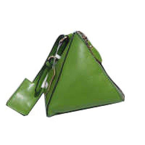 PACK Può Essere Portatile Può Essere Borse A Tracolla Di Cuoio Della Pelle Di Spalla,B:Green B:Green