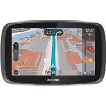"TomTom GO 600 - GPS para coches de 6 "", mapas de Europa general, negro (importado)"