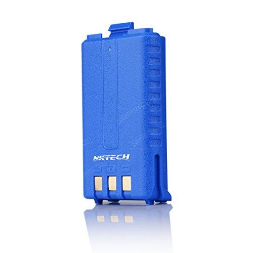 Nktech bl-51800mAh 7.4V Li-ion batteria per Baofeng Pofung UV-5R V2UV5RA