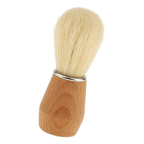 Premium Rasierpinsel, Weich und mit Holzgriff - Art #2