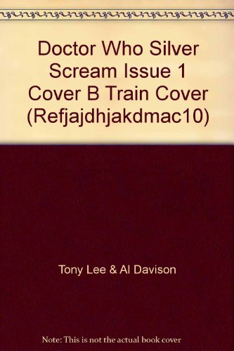 Cover of Silver Scream (Doctor Who)