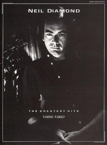 Neil Diamond: The Greatest Hits 1966-1992. For Pianoforte, Voce e Chitarra(con le griglie degli accordi)