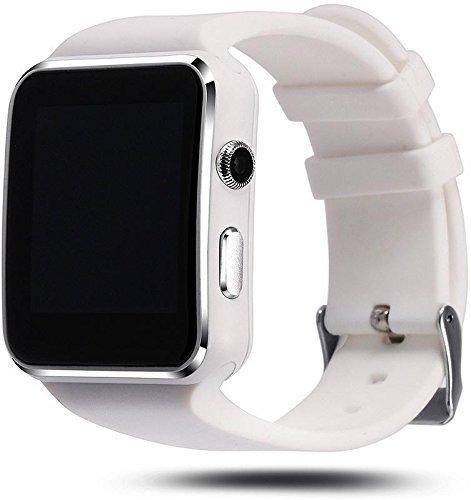 WellTech ASUS ZENFONE 5Z - COMPATIBLE Smart Watch (White)