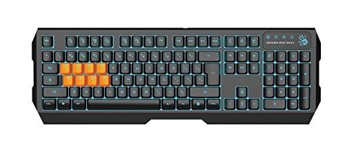 Bloody B188 USB Tastatur schwarz - A4tech Tastatur