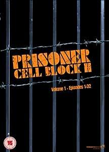 Prisoner Cell Block H Vol.1 Episodes 1 - 32 [DVD]