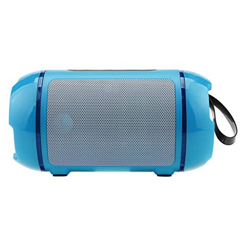 Laile Bluetooth-Lautsprecher Tragbarer Mini-Wireless-Lautsprecher-Player Music Sound Colum , Nahtlose Geräteverbindung und 10 m Verbindungsreichweite,bieten endlose Audio-Optionen